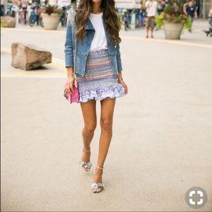 Do + Be Smock Skirt